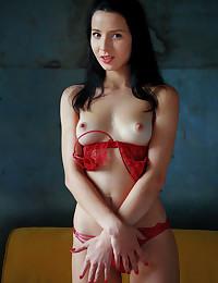 Aurelia Perez nude in erotic NOCCO gallery - MetArt.com