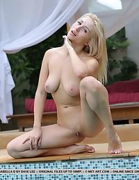 Isabella D nude in erotic MIEFA gallery - MetArt.com