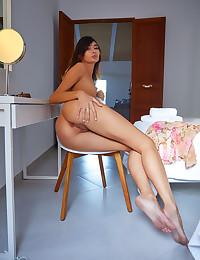 Bambi Joli bare in erotic EROWA gallery - MetArt.com