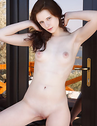 Sienna nude in glamour RIEU gallery - MetArt.com