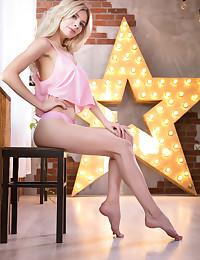 Eva Tali naked in erotic STAR POWER gallery - MetArt.com