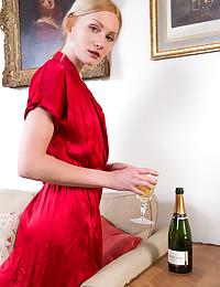 Gerda Rubia nude in erotic CELEBRATION gallery - MetArt.com