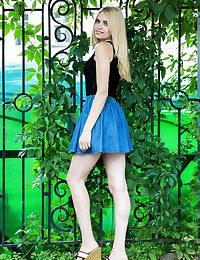 Madlen bare in erotic PRESENTING MADLEN gallery - MetArt.com