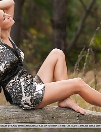 Aislin nude in erotic LISNAN gallery - MetArt.com