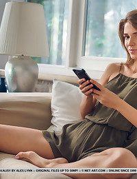 Kalisy nude in erotic ZEMILO gallery - MetArt.com