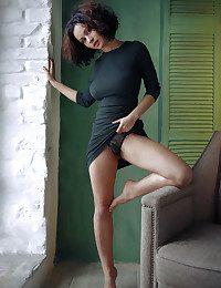 Pammie Lee naked in glamour KIMANA gallery - MetArt.com