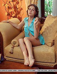 Maria Espen nude in erotic PRESENTING MARIA ESPEN gallery - MetArt.com