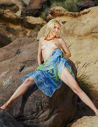 Janelle B nude in erotic RIHENA gallery - MetArt.com