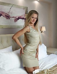 Rozmari nude in glamour Introducing ROZMARI gallery - MetArt.com