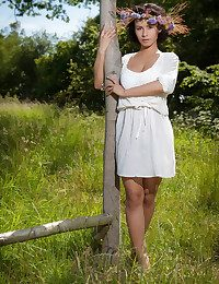 Pammie Lee nude in softcore ABIERI gallery - MetArt.com