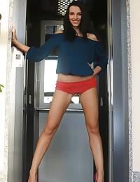 Sapphira A nude in softcore CACCIA gallery - MetArt.com