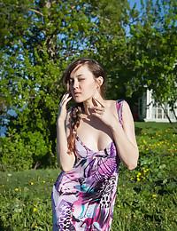 Ulia nude in erotic ERTHI gallery - MetArt.com