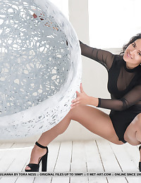 Yulianna nude in erotic PRESENTING YULIANNA gallery - MetArt.com
