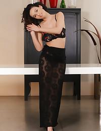 Pammie Lee nude in glamour LEACA gallery - MetArt.com