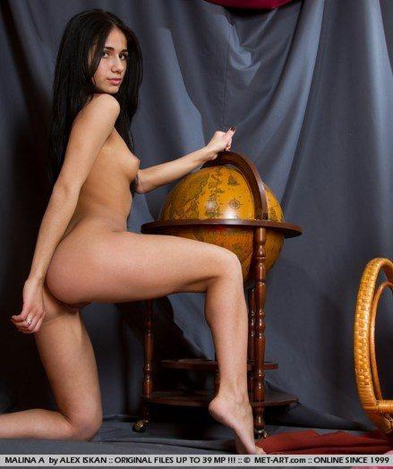 Malina A: Presenting Malina by Alex Iskan