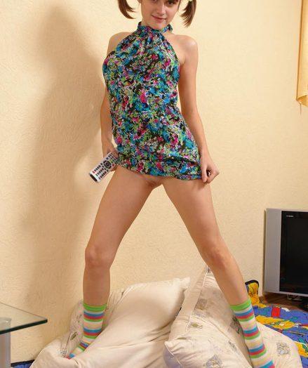 Diverting Bedroom Teasing