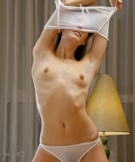 Get intimate with Sabina in be passed on secretiveness of her room.