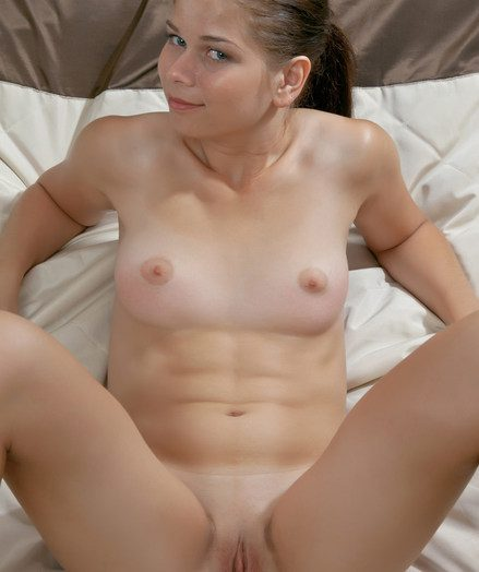 Sweet, pongy chief and racy are the perfect words for Aleksandra's nubile body.