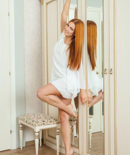 Carinela bare in erotic TANISE gallery - MetArt.com