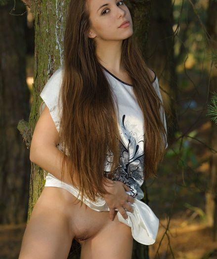 Erotic Beauty - Naturally Beautiful Inexperienced Nudes