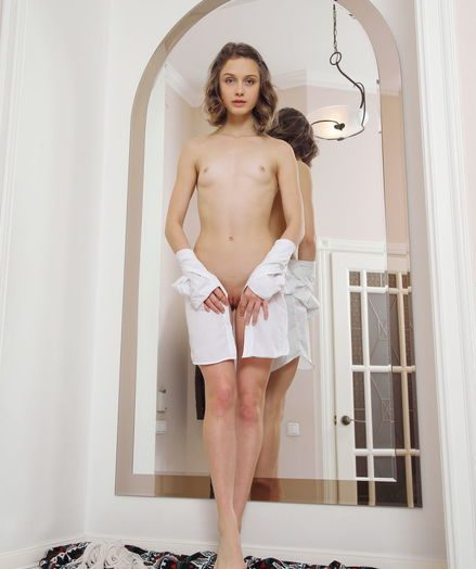 Clarice nude in softcore RYNOI gallery - MetArt.com