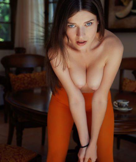 Serena Wood nude in erotic JATEEN gallery - MetArt.com