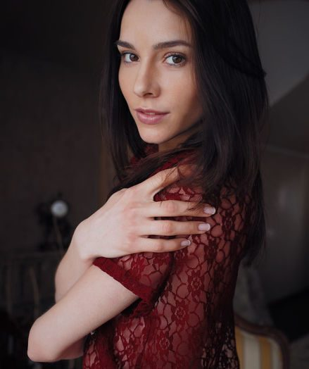 Adel Morel nude in glamour CONTHI gallery - MetArt.com