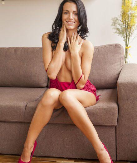 Sapphira A nude in erotic ATORO gallery - MetArt.com