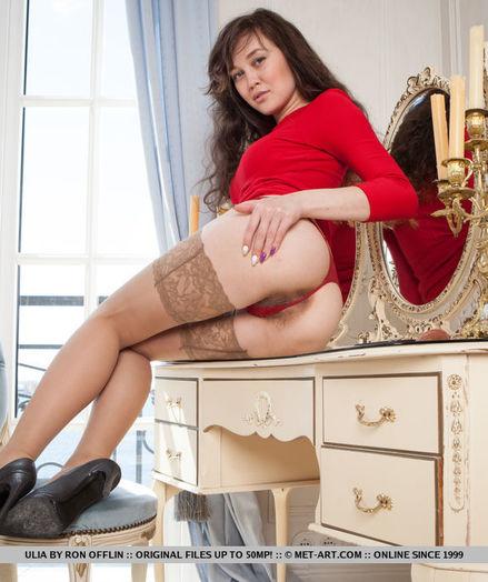 Ulia naked in erotic PHIELA gallery - MetArt.com