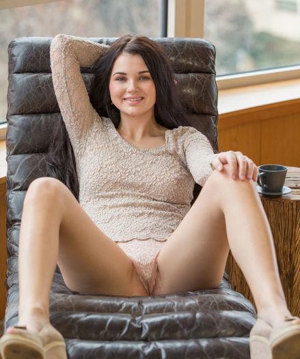 Celeste bare in erotic ZANED gallery - MetArt.com