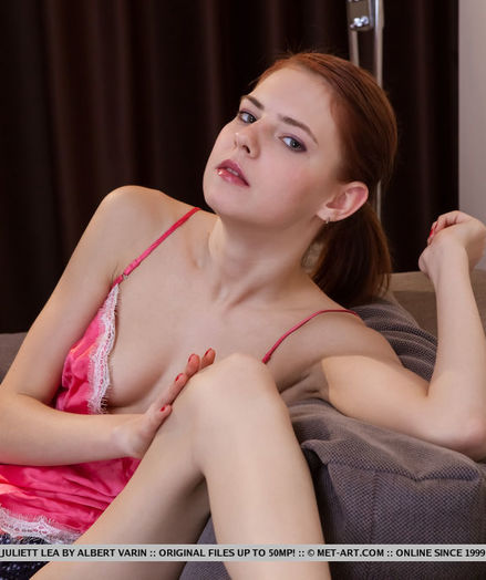 Juliett Lea nude in erotic FANIE gallery - MetArt.com