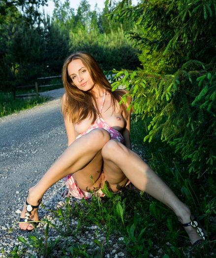 Vittoria A nude in erotic PRELONA gallery - MetArt.com