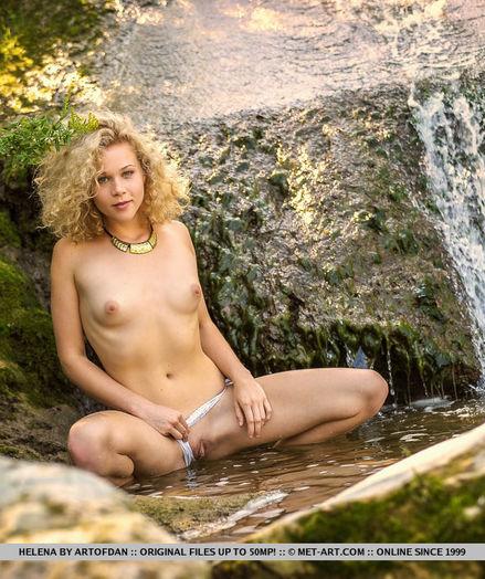 Helena nude in erotic RANCY gallery - MetArt.com