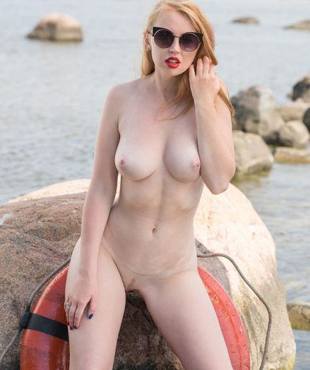 Helene nude in erotic ALADE gallery - MetArt.com