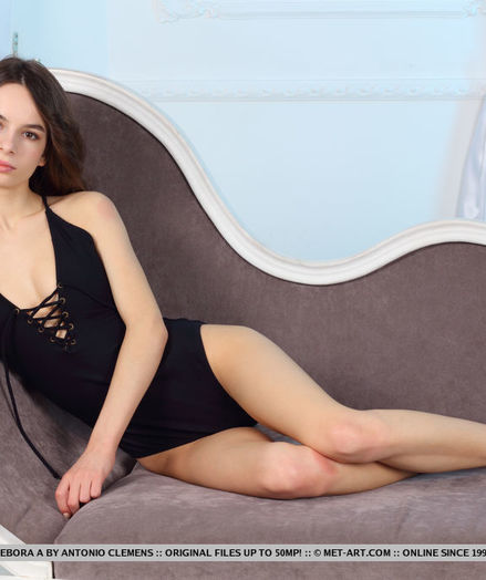 Debora A nude in softcore BEDAE gallery - MetArt.com