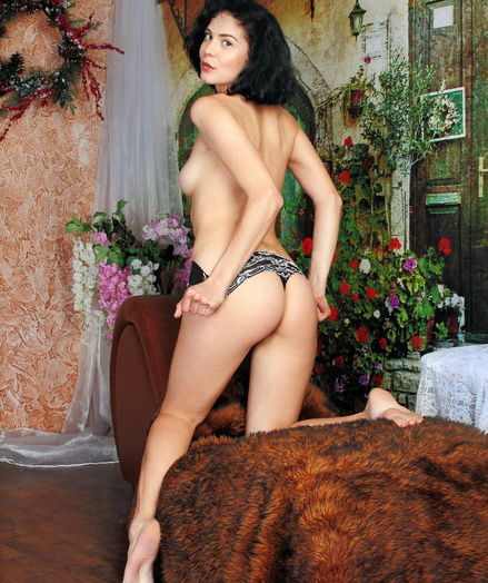 Callista B nude in erotic MILTEI gallery - MetArt.com