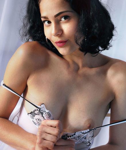 Callista B nude in erotic TETRA gallery - MetArt.com