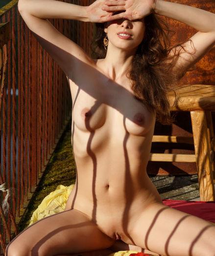 Calypso bare in erotic FLIRTY FUN gallery - MetArt.com