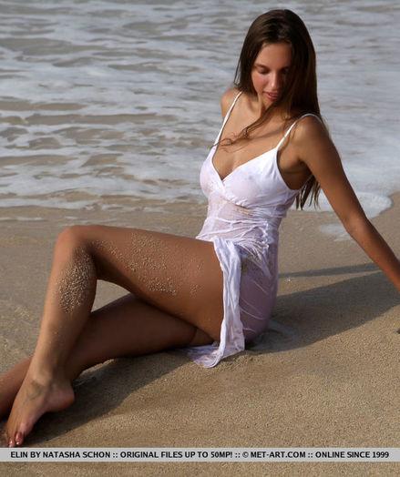 Elin bare in erotic KAREY gallery - MetArt.com