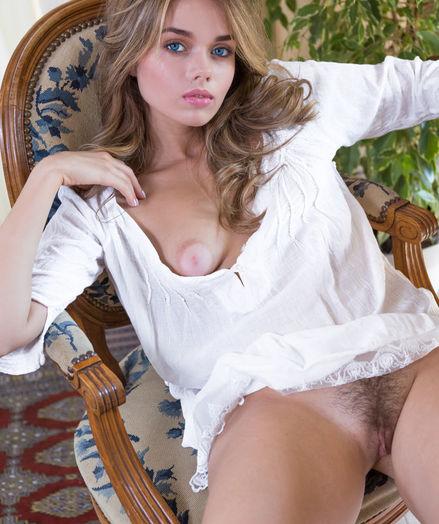 Keira Blue nude in erotic DOLL FACE gallery - MetArt.com