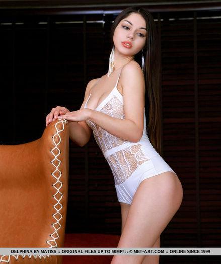 Delphina naked in erotic Sensuous GAZE gallery - MetArt.com