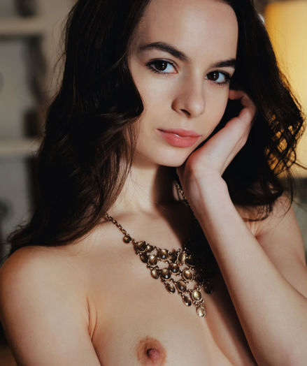 Debora A nude in erotic NUDE IN HEELS gallery - MetArt.com