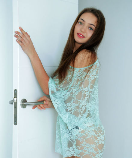 Angely Grace nude in erotic PRESENTING ANGELY Mercy gallery - MetArt.com