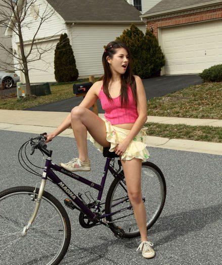 Bawd CYCLIST involving Shyla Jennings - ALS Skim through
